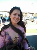 Chegada no Aeroporto