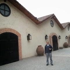 Casa Principal da Vinícola