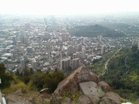 Vista Santiago