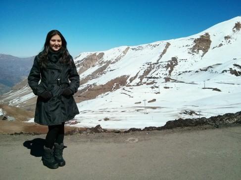 Entrada Valle Nevado
