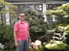 Jardim de Bonsai