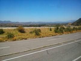 Estrada até Algarrobo