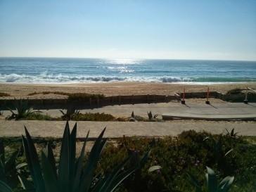 Praia só pra gente em Algarrobo