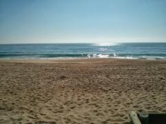 Praia em Algarrobo