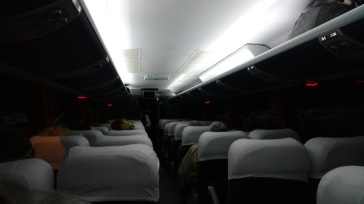 Embarcando para Montevideo/URU