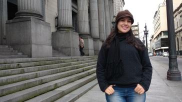 Pelas ruas de Montevideo