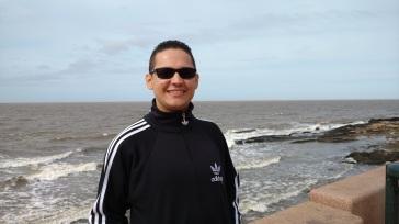 Friozinho no Mar del Plata