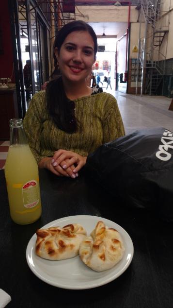 Empanadas em San Telmo